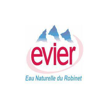 T-Shirt Evier parodie Evian